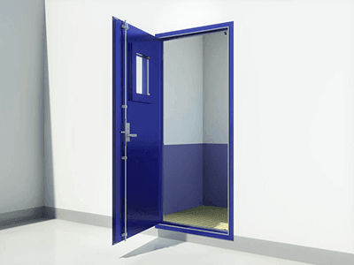 A60 offshore door