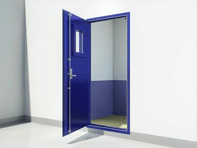 A60 offshore door