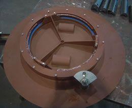 4mm Mild Steel Scuttle