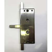 Stainless Steel A-System (3-Point Locking System)