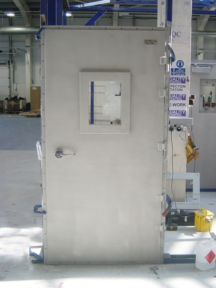 A60 Class Heavy Duty Fire Door