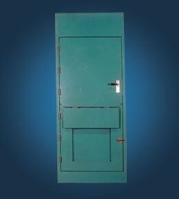 Aluminium Alloy Hinged Door