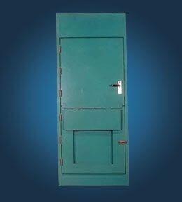 Aluminium Alloy Hinged Door