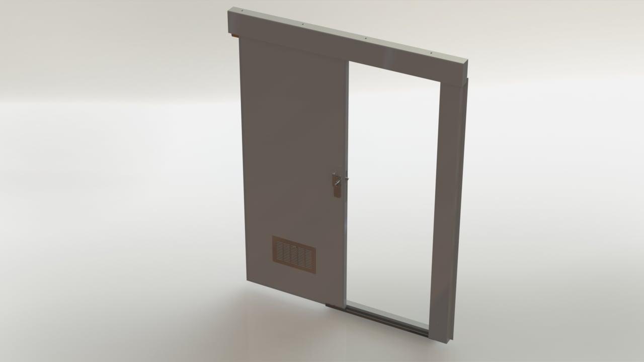 B15 Sliding Door