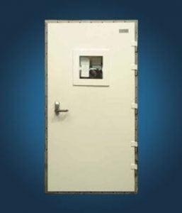 Blast Rated Door