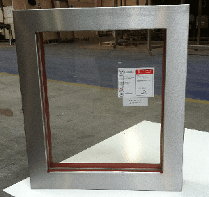 A60 Rated Offshore Window
