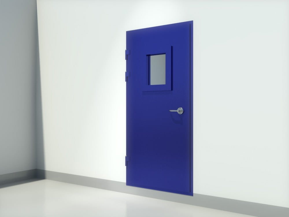 Personnel Doors for Land Based Projects