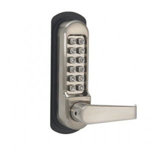 Push Button Digital Door Lock