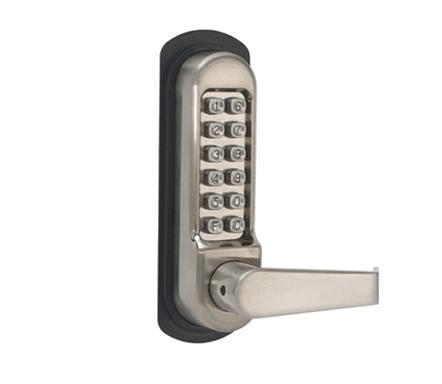 Push Button Digital Door Lock